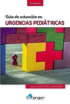 Portada del libro 9788417194864 Guía de Actuación en Urgencias Pediátricas