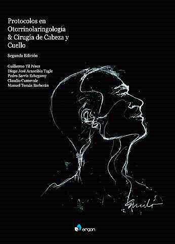 Portada del libro 9788417194932 Protocolos en Otorrinolaringología y Cirugía de Cabeza y Cuello