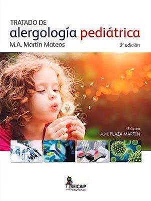 Portada del libro 9788417194956 Tratado de Alergología Pediátrica