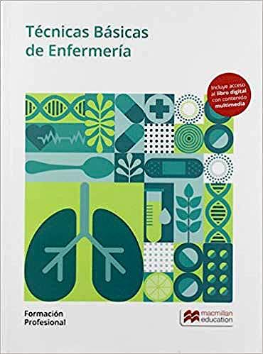 Portada del libro 9788417218690 Técnicas Básicas de Enfermería (Formación Profesional)