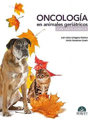 Portada del libro 9788417225612 Oncología en Animales Geriátricos con Casos Clínicos