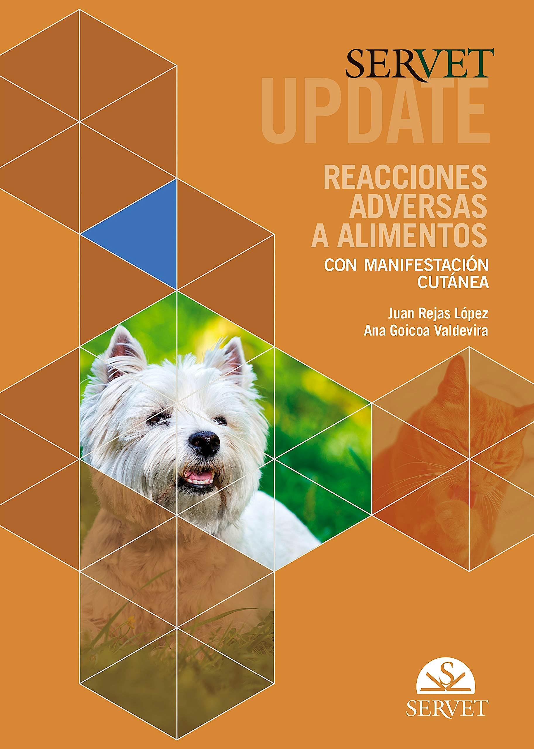 Portada del libro 9788417225766 Reacciones Adversas a Alimentos con Manifestación Cutánea (Servet Update)