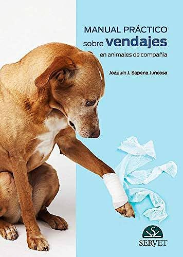 Portada del libro 9788417225964 Manual Práctico sobre Vendajes en Animales de Compañía