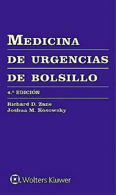 Portada del libro 9788417370084 Medicina de Urgencias de Bolsillo