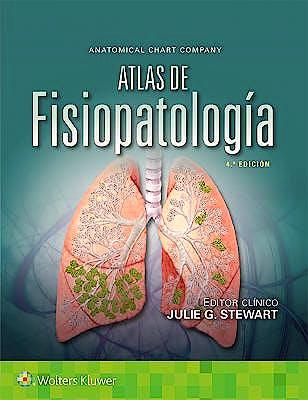 Portada del libro 9788417370107 Atlas de Fisiopatología
