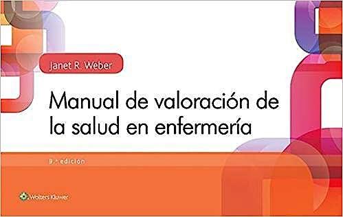Portada del libro 9788417370213 Manual de Valoración de la Salud en Enfermería + Acceso Online