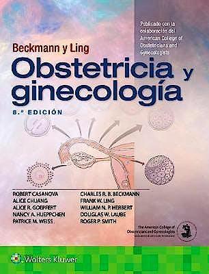 Portada del libro 9788417370923 Beckmann y Ling Obstetricia y Ginecología