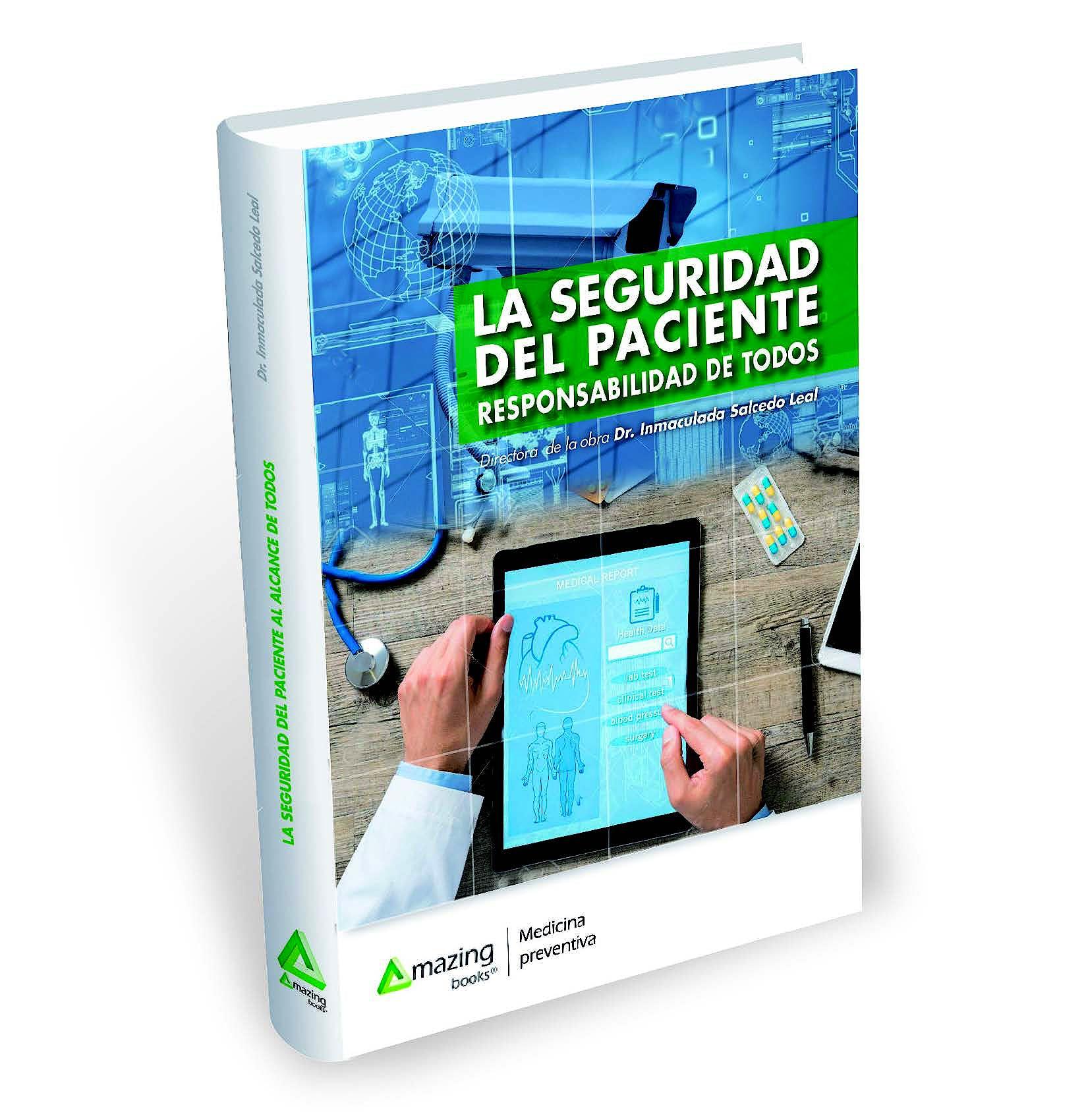Portada del libro 9788417403997 La Seguridad del Paciente Responsabilidad de Todos