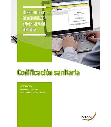 Portada del libro 9788417554217 Codificación Sanitaria