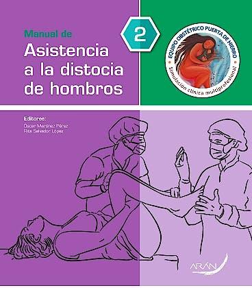 Portada del libro 9788417554705 Manual de Asistencia a la Distocia de Hombros