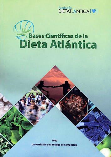 Portada del libro 9788417595975 Bases Científicas de la Dieta Atlántica