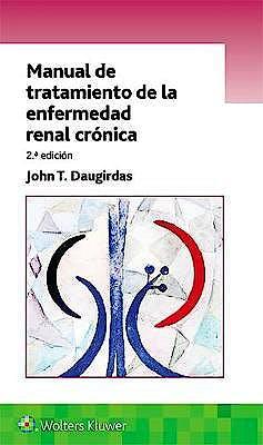 Portada del libro 9788417602208 Manual de Tratamiento de la Enfermedad Renal Crónica
