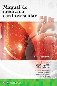 Portada del libro 9788417602338 Manual de Medicina Cardiovascular