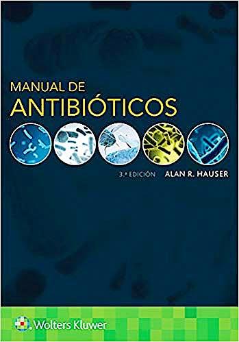 Portada del libro 9788417602499 Manual de Antibióticos
