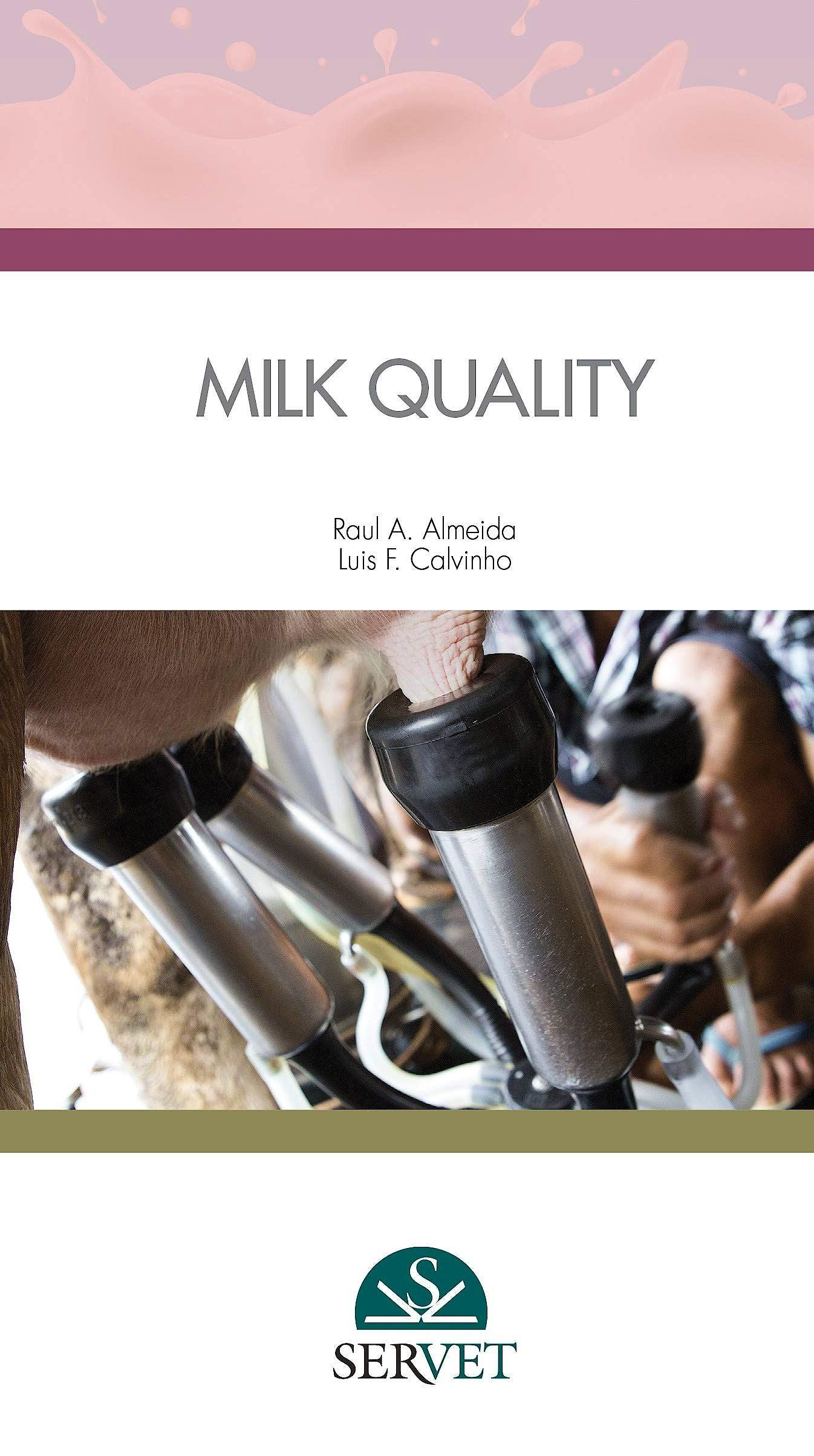 Portada del libro 9788417640361 Milk Quality