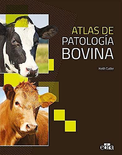 Portada del libro 9788417640415 Atlas de Patología Bovina