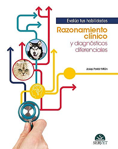 Portada del libro 9788417640439 Razonamiento Clínico y Diagnósticos Diferenciales. Evalúa tus Habilidades