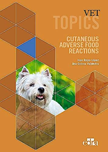 Portada del libro 9788417640453 Cutaneous Adverse Food Reactions (Vet Topics)