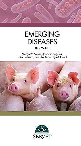 Portada del libro 9788417640682 Emerging Diseases In Swine