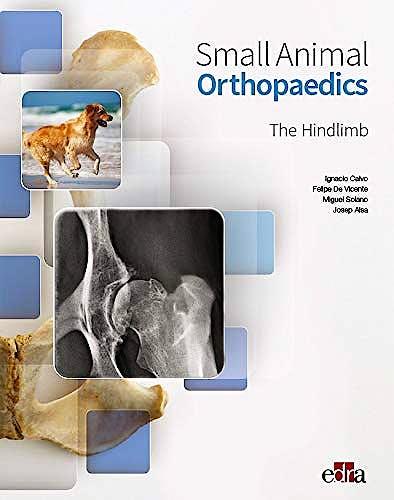 Portada del libro 9788417640712 Small Animal Orthopaedics. The Hindlimb