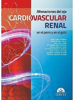 Portada del libro 9788417640729 Alteraciones del Eje Cardiovascular Renal en el Perro y en el Gato