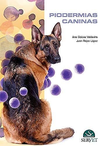 Portada del libro 9788417640736 Piodermias Caninas