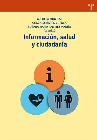 Portada del libro 9788417767075 Información, Salud y Ciudadanía