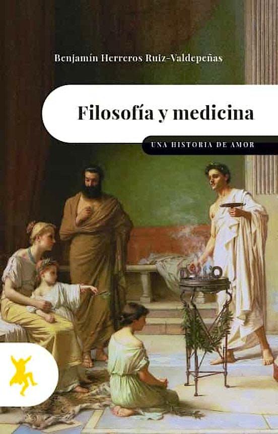 Portada del libro 9788417786342 Filosofía y Medicina