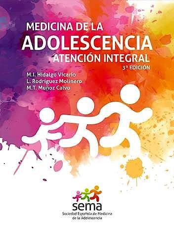 Portada del libro 9788417844387 Medicina de la Adolescencia. Atención Integral