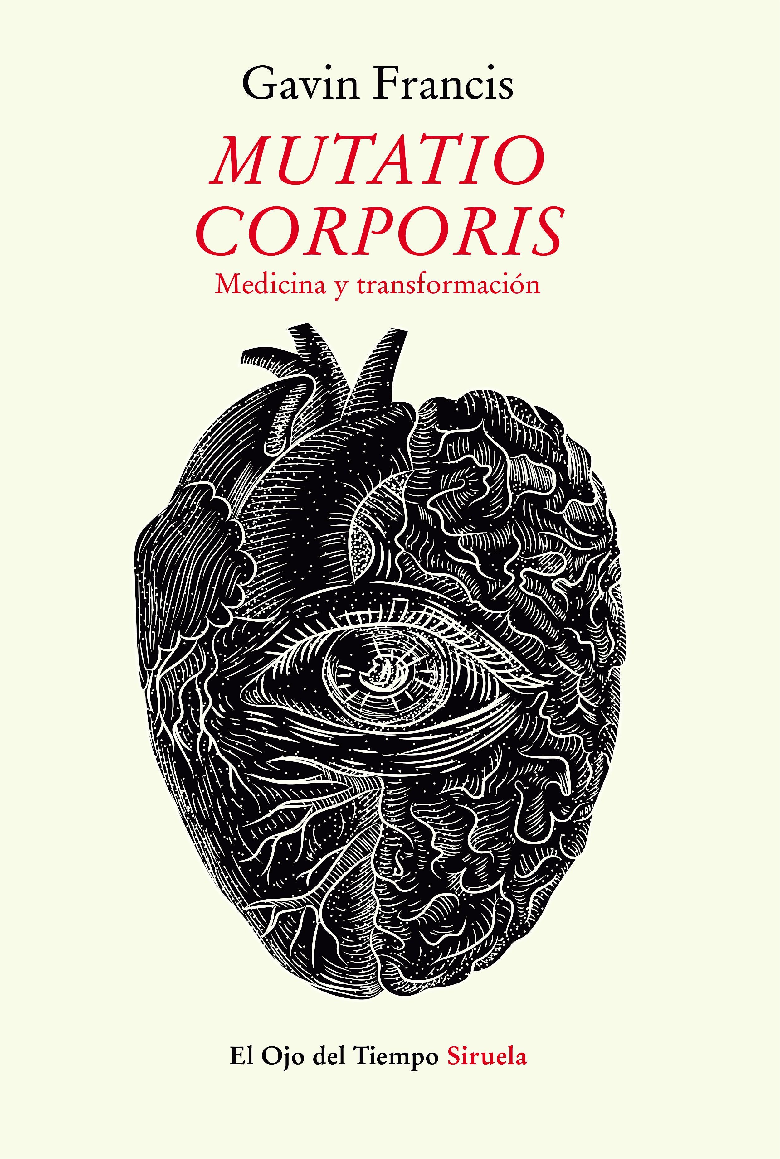 Portada del libro 9788417860196 Mutatio Corporis. Medicina y Transformación
