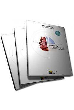 Portada del libro 9788417861049 Manual CTO de Enfermería' 25 Cuadernillos. Con Vídeos y Realidad Aumentada