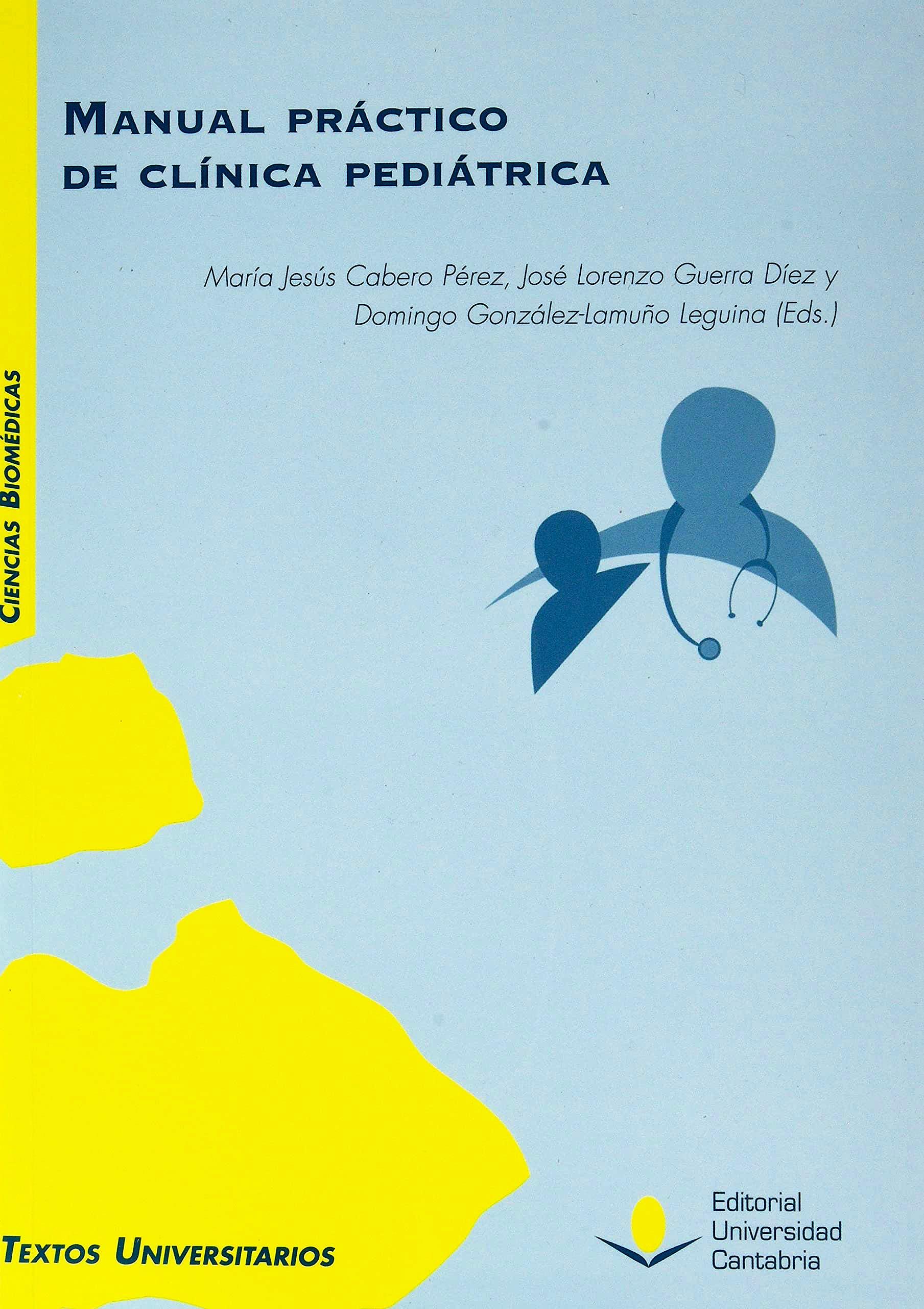 Portada del libro 9788417888275 Manual Práctico de Clínica Pediátrica