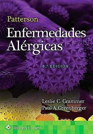 Portada del libro 9788417949020 PATTERSON Enfermedades Alérgicas