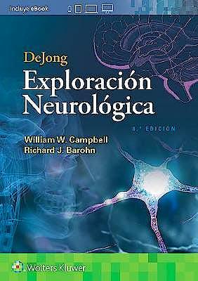 Portada del libro 9788417949112 DeJong Exploración Neurológica