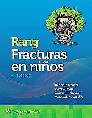 Portada del libro 9788417949129 RANG Fracturas en Niños