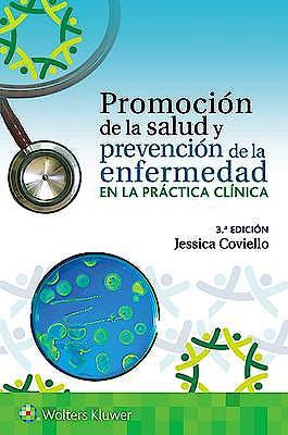 Portada del libro 9788417949426 Promoción de la Salud y Prevención de la Enfermedad en la Práctica Clínica