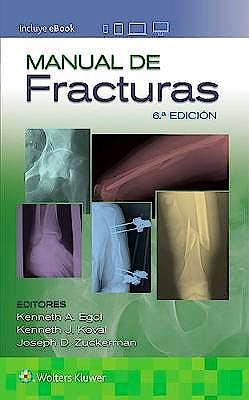 Portada del libro 9788417949440 Manual de Fracturas