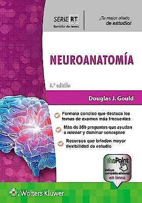 Portada del libro 9788417949549 Neuroanatomía (Serie Revisión de Temas)