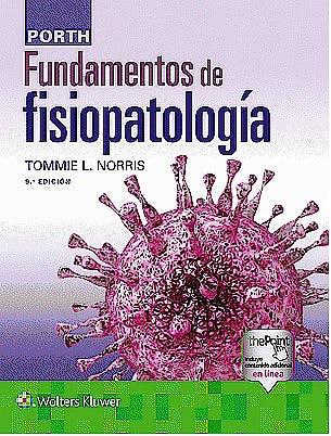 Portada del libro 9788417949723 PORTH Fundamentos de Fisiopatología