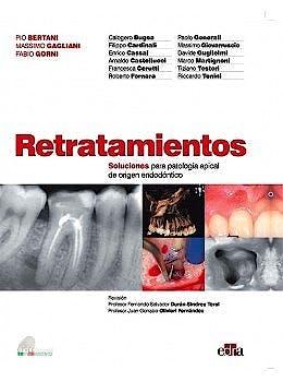 Portada del libro 9788418020087 Retratamientos. Soluciones para Patología Apical de Origen Endodóntico