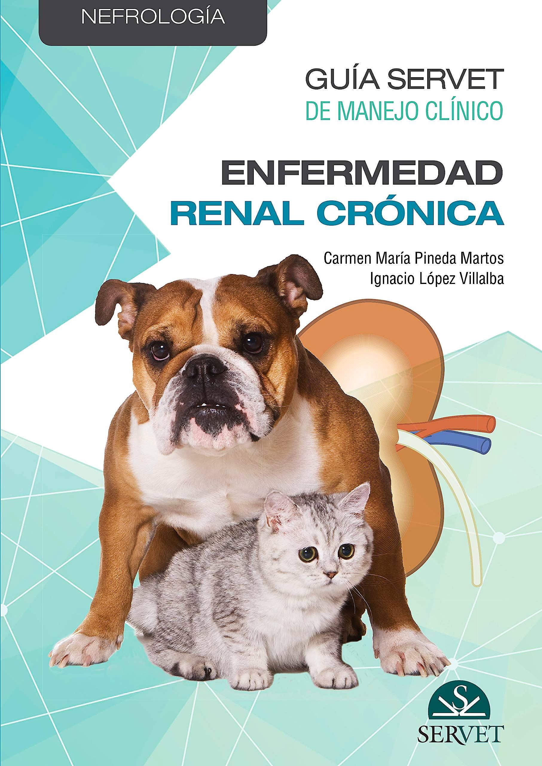 Portada del libro 9788418020179 Enfermedad Renal Crónica (Guía Servet de Manejo Clínico. Nefrología)