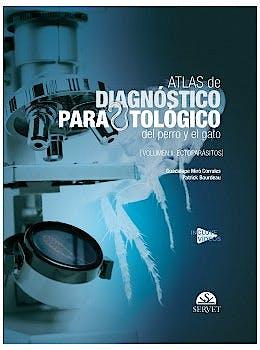 Portada del libro 9788418020520 Atlas de Diagnóstico Parasitológico del Perro y el Gato. Volumen II Ectoparásitos