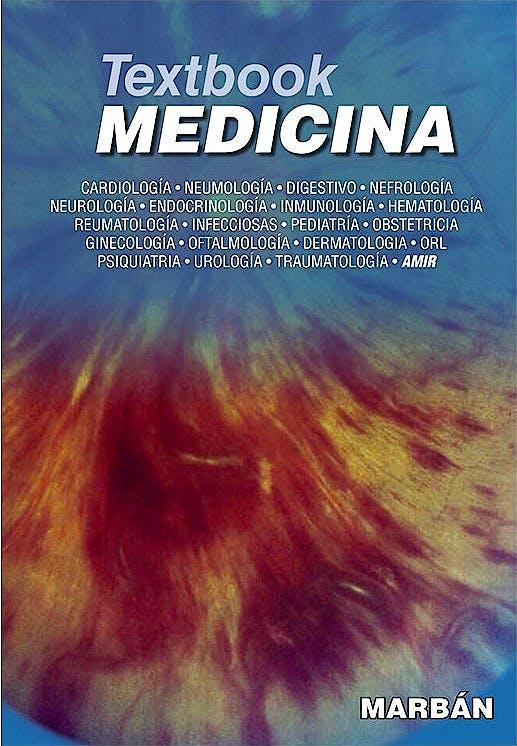 Portada del libro 9788418068010 Textbook Medicina 2020