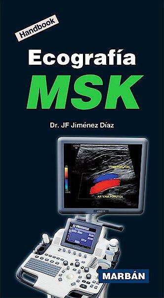Portada del libro 9788418068119 Ecografía MSK (Handbook)