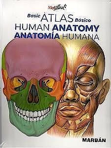 Portada del libro 9788418068294 Atlas Básico de Anatomía Humana - Basic Atlas Of Human Anatomy