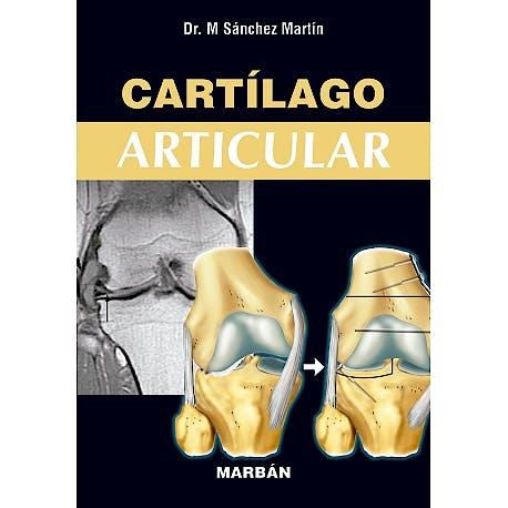Portada del libro 9788418068348 Cartílago Articular