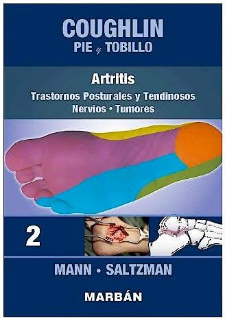 Portada del libro 9788418068386 COUGHLIN Pie y Tobillo 2. Artritis. Trastornos Posturales y Tendinosos. Nervios. Tumores (Reimpresión 2021)