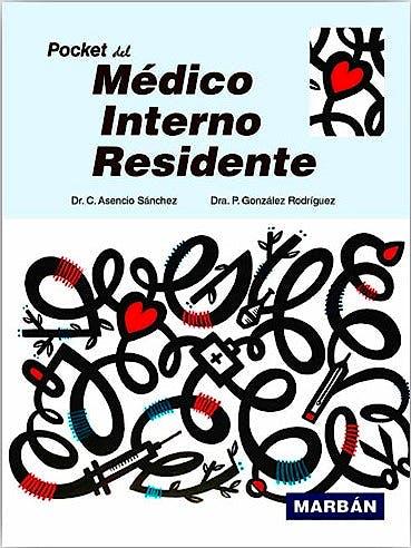Portada del libro 9788418068416 Pocket del Médico Interno Residente