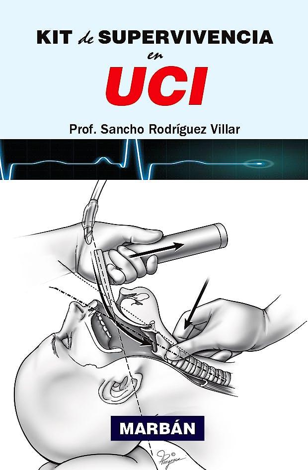 Portada del libro 9788418068461 Kit de Supervivencia en UCI