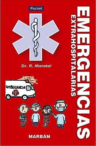 Portada del libro 9788418068508 Emergencias Extrahospitalarias (Edición Pocket)